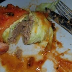 Delicious Bacon Wrapped Stuffed Cabbage So Easy!_5f75978965421.jpeg