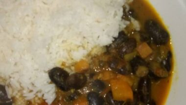 Easiest Way to Cook Yummy Butterbeans and rice #charity support recipe#Authormarathoni_5f76f69683565.jpeg