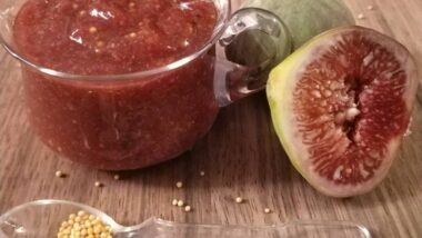 Easiest Way to Make Yummy Fig and mustard chutney_5f78502ba6cfb.jpeg