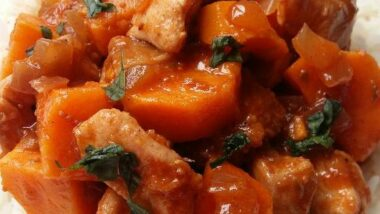 Easiest Way to Prepare Appetizing Vickys Chicken, Sweet Potato & Fig Tagine, GF DF EF SF NF_5f76f6f66efa6.jpeg