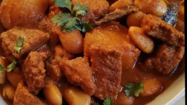Easiest Way to Prepare Delicious Beef and Butterbeans Curry_5f76f68d07ff0.jpeg