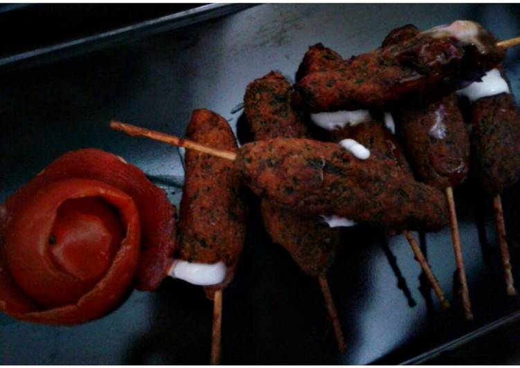 Recipe: Perfect Diabetic snacks karele ke chilke ke kabab_5f7854265adbc.jpeg