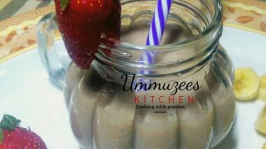 Recipe: Yummy Banana & Dry fig shake_5f7851cc17674.jpeg