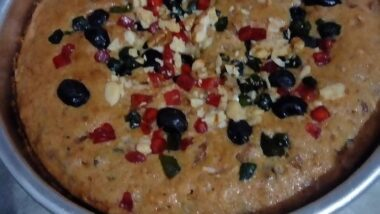Recipe: Yummy Egg less Fruits and nuts cake_5f78532503c40.jpeg