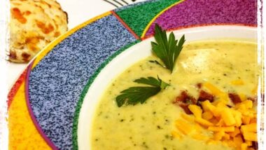 Tasty Bacon Cheddar Broccoli Soup In 17 minutes_5f7852f65799a.jpeg