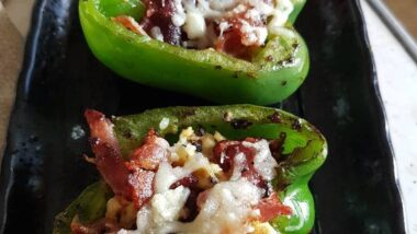 Tasty Bacon & Egg Stuffed Bellpeppers In 18 minutes_5f78525b77bbd.jpeg