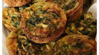 Tasty SPINACH & MUSHROOM EGG MUFFINS So Easy!_5f7854b7bc003.jpeg