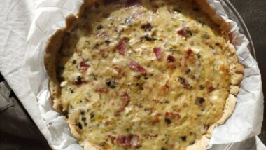 Yummy Quiche of bacon and zuccini So Easy!_5f76f782d8cfe.jpeg